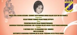 Majlis Bual Bicara Bersama Seniwati Dato' Sarimah Ahmad dalam Filem Tan Sri P. Ramlee