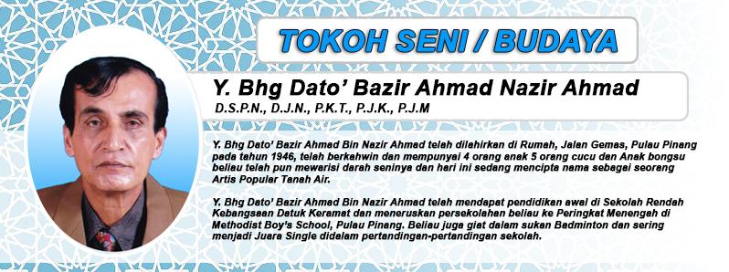 3-Dato Bazir