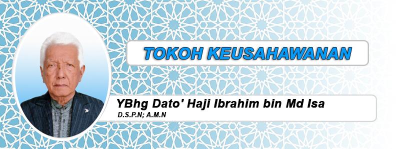 1-Dato ibrahim corak-profile